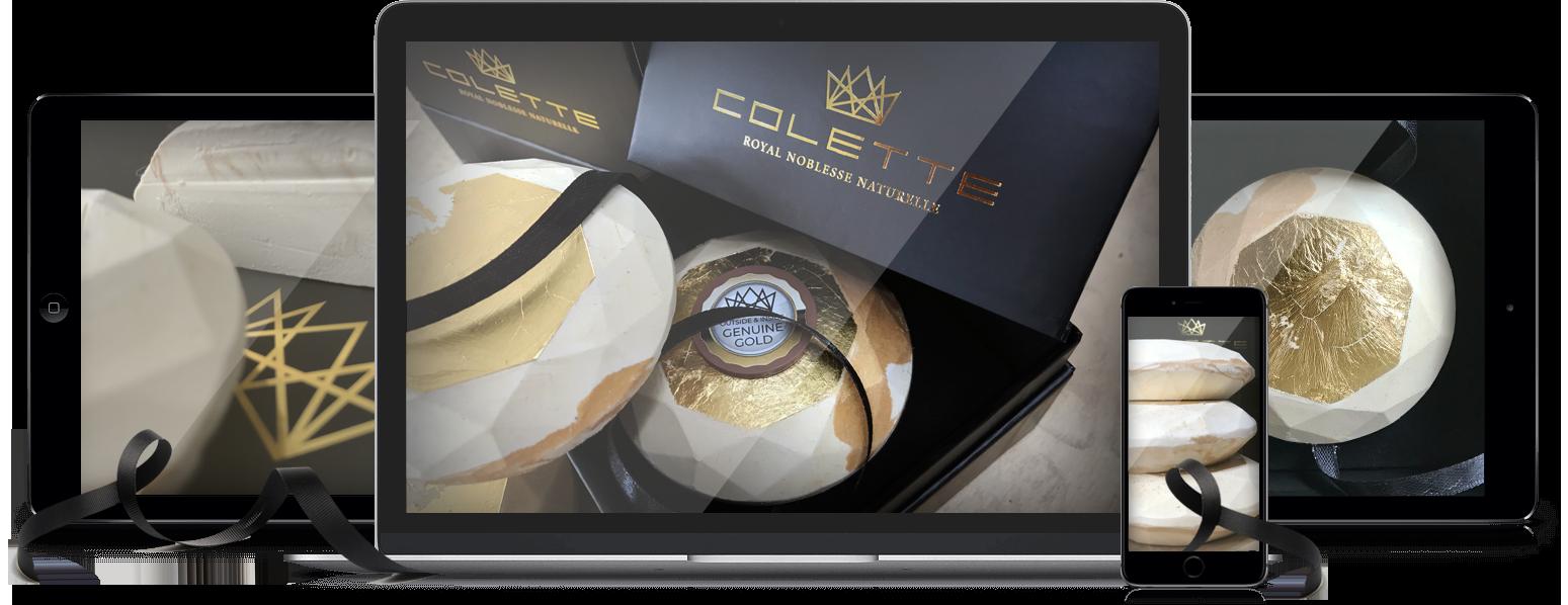 Colette Royal Soap